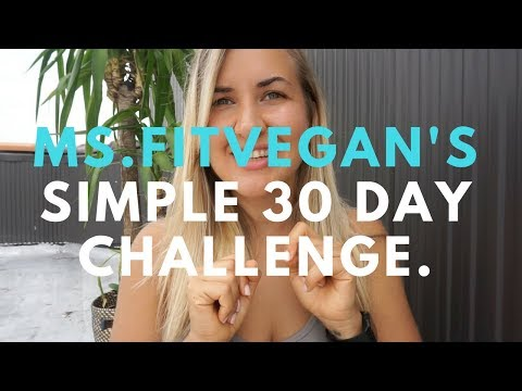 Getting Fit | Episode 003: The #1 Secret To Achieving Your Goals + My 30 Day Challenge