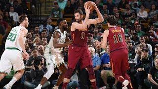 NBA PS  Cleveland Cavaliers vs Boston Celtics   Oct 2,  2018