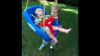 Swinging Baby