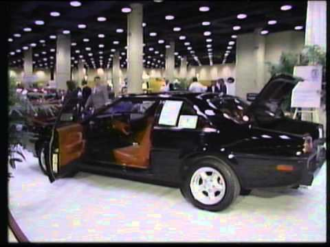 Bitter motor car at the 1986 chicago auto show youtube Motor vehicle chicago