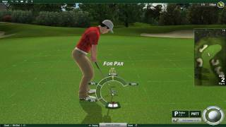 Tiger Woods PGA Tour 12: The Masters Gameplay - GeForce 9500GT 1GB (Maximum Settings)*