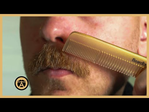 DON'T Make These Mistakes When Growing Out Your Mustache | Eric Bandholz