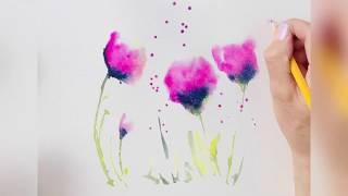 5 minutes blooms