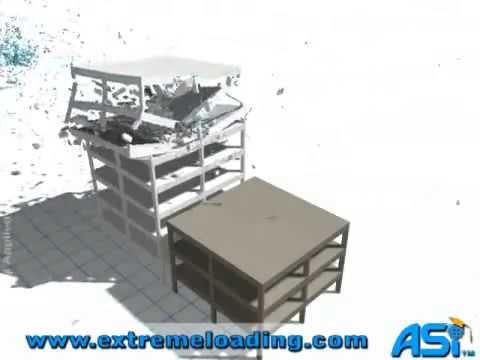 Applied Element Method - ELS Software (ASI)