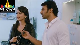 Mirchi Movie Love Scenes Between Anushka & Prabhas | Prabhas, Anushka, Richa | Sri Balaji Video