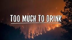 Anth - Too Much To Drink (Lyrics)