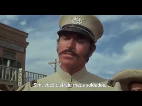 Filme 100 Armas ao sol legendado Faroeste Clássico com Burt Reynolds