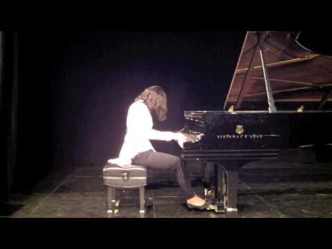 Franz Liszt - Années de pèlerinage: Suisse, S. 160.  Anna Glig, Piano
