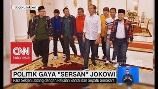 Download lagu Politik Gaya Sersan Jokowi MP3