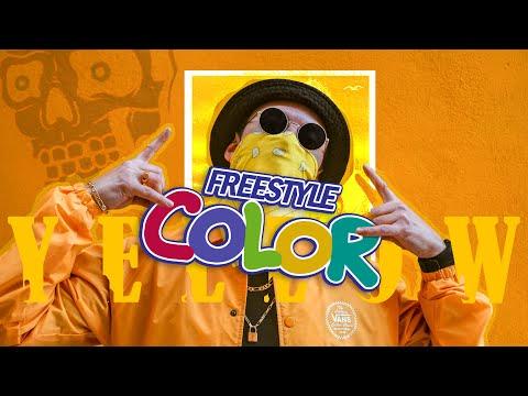 Youtube: Neka De La Muerte – Freestyle Color Yellow (Clip Officiel)