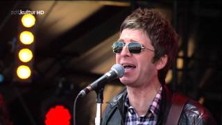 Скачать Noel Gallagher S High Flying Birds Aka What Life Live Isle Of Wight Festival 2012 HD