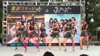 2016.4.13 原駅ステージA ふわふわ デビューシングルイベント お台場 ダ...