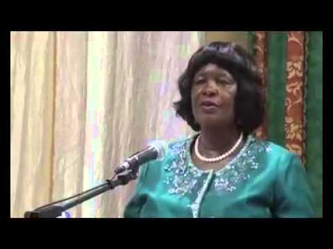 Ministry of Home Affairs given complete turn-around by Minister Pendukeni Ivula-Ithana