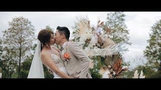 [婚禮錄影] Nick u0026 Abby 綠風草原 2019.09.22 微電影婚禮紀錄 證婚/晚宴/PARTY