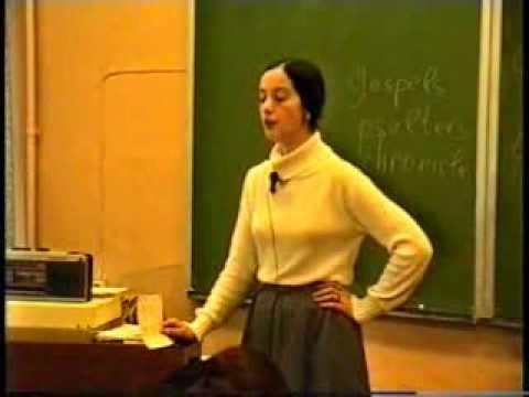 Лекция о Великобритании для студентов Некрасовского колледжа. Часть 2. 1999.