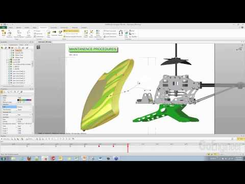 SOLIDWORKS Composer 201 – Creating Animated Work Instructions