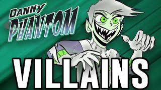 Danny Phantom: 3 NEW Ghosts! | Butch Hartman