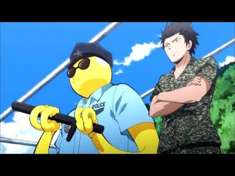 Assassination Classroom - Best Of Koro Sensei Part 3
