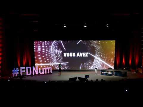 1er Forum Du Numérique à Marseille - Discours d'Ouverture