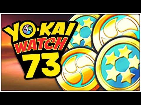 Repeat Yo Kai Watch Part 73 Qr Codes Für 5 Sterne Münzen