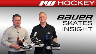 Bauer Nexus, Supreme & Vapor Skate Line Insight (1N, 1S & 1X)