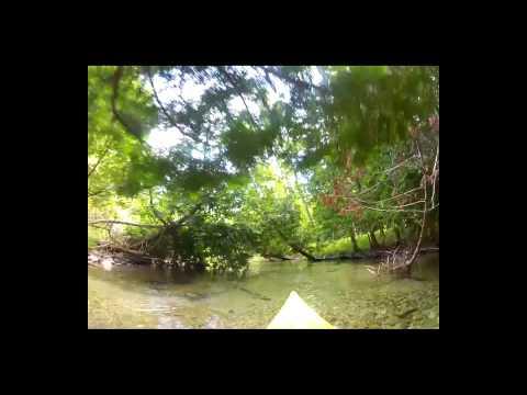 Kayaking in Glen Arbor Michigan