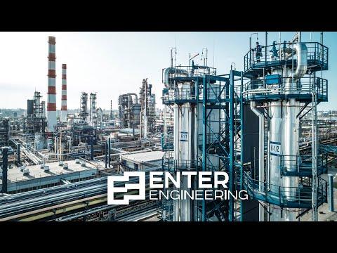ENTER Engineering. Презентационный фильм.