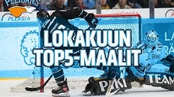 Helmi Highlights: Lokakuun TOP 5 -maalit