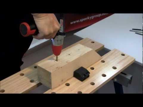 SPARKY Drill Driver BR2 10.8Li HD