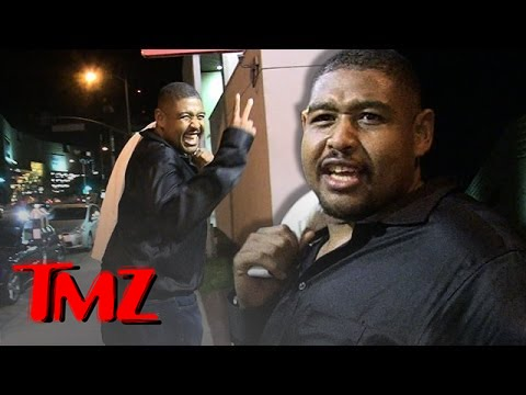 Omar Benson Miller: My Brother Was Poisoned By Halloween Candy | TMZ