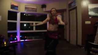 Belly Dance and Fine Wine @ Santa Cruz: Show 1, Set 1, Chandala
