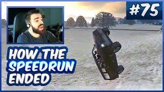 FOUR TIMES! - How'd The GTA Speedrun End - Ep 217