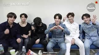 [VOSTFR] BOMB : Last day of FAKE LOVE stage Ingigayo - BTS (방탄소년단)