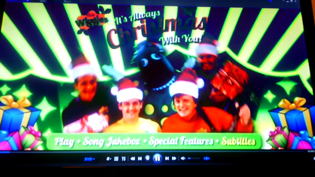 The Wiggles-It's Always Christmas With You! - YouTube