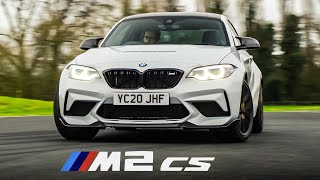 BMW M2 CS: Road And Track Review | Carfection 4K