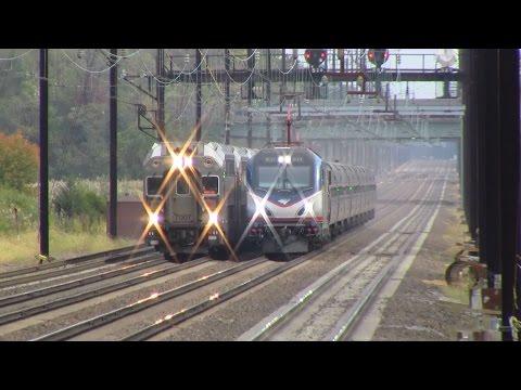 Hamilton Railfanning 10/9/15