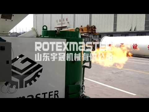 Biomass burner for industry boiler,heating system