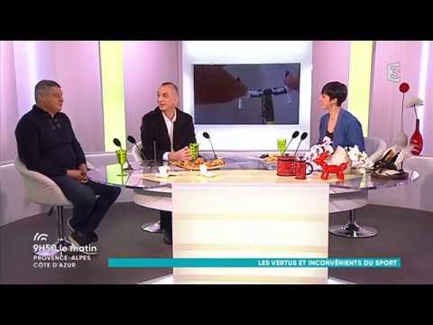 Docteur Eric Sportich - Psychiatre Marseille - France 3 PACA 9h50 le matin