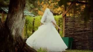 Очень красивое видео Свадьба Омск 12.10.12г.