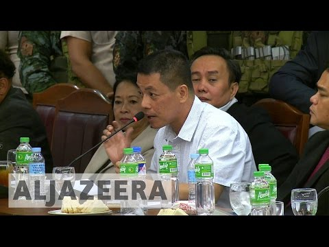 Philippines: Convicts called to testify against anti-Duterte senator in drug probe