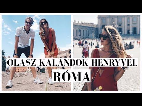 NANA'S DIARIES VLOG 6 - Olasz Kalandok HENRYvel - 1.rész