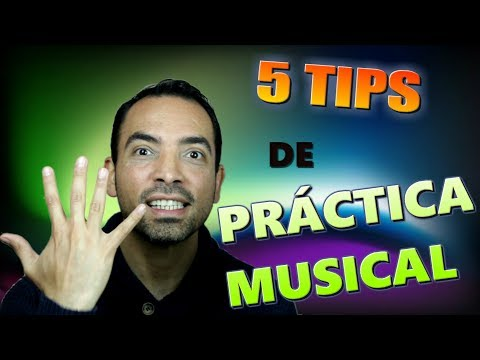 5 Musical Practice Tips