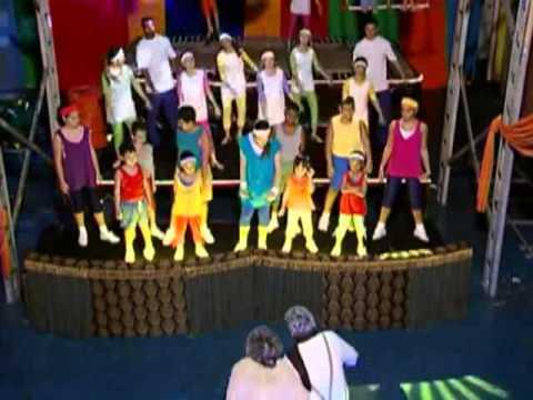 Crianças Diante do Trono   Para Adorar ao Senhor DVD Crianças Diante do Trono