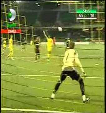 Özgürcan Galatasaray 2 - 1 Young boys