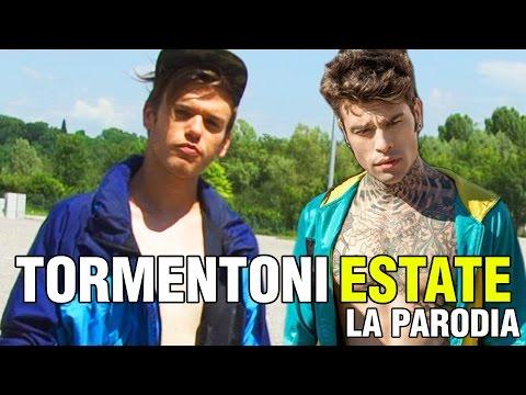 TORMENTONI ESTATE - LA PARODIA - iPantellas