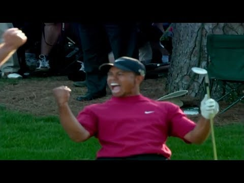 Greatest Shots and Moments in Masters History
