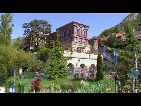La Casamaures,visite du monument historique en Isère.