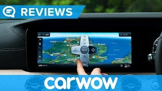 Mercedes E-Class Coupe 2018 infotainment and interior review   Mat Watson Reviews