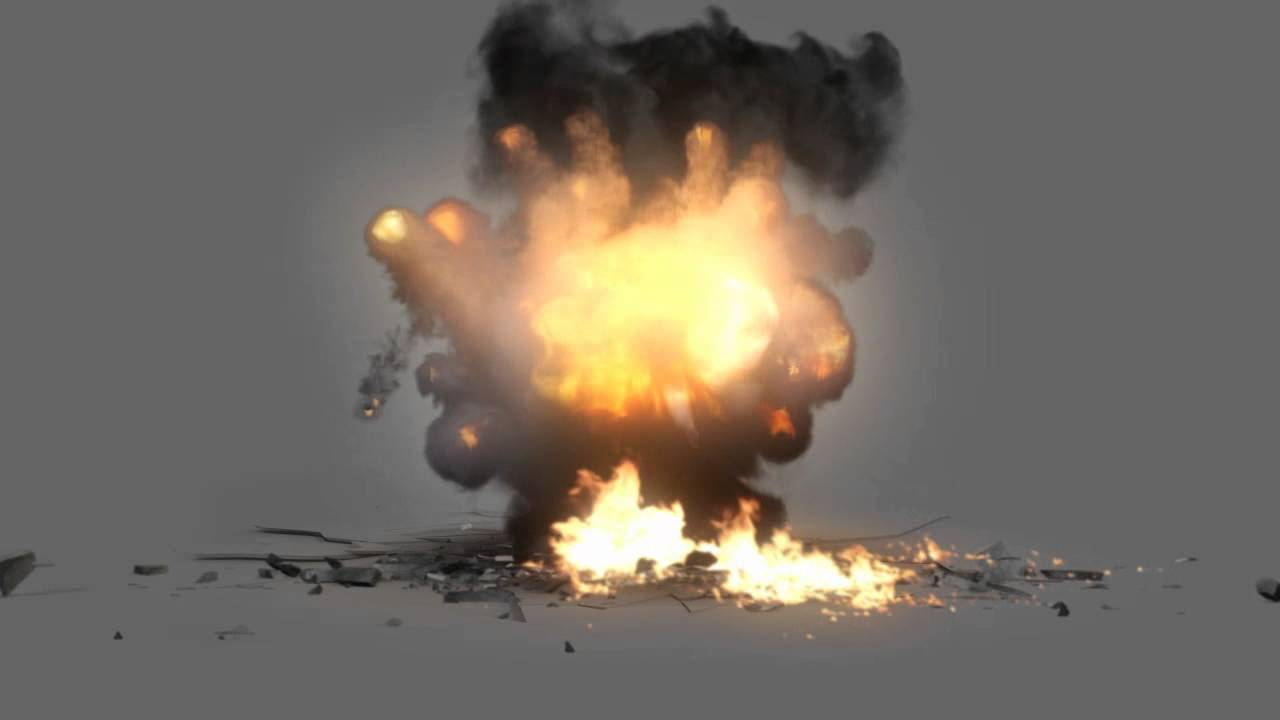 Blender after effects explosion test 1 hd youtube for Explosions after effects