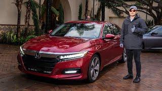 รีวิว All-new Honda Accord เจนฯ10